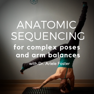 anatomic sequencing for hand balance